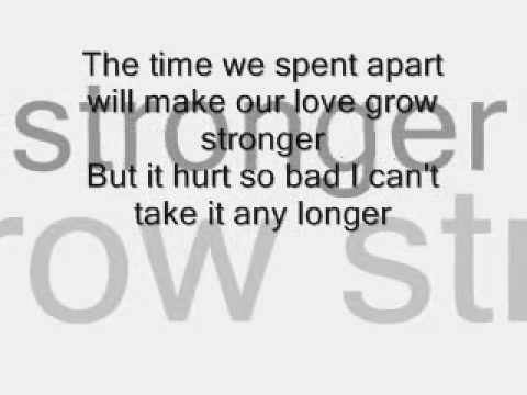 I Wanna Grow Old With You Westlife Lyrics