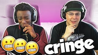 TRY NOT TO CRINGE CHALLENGE... DISGUSTING INTERNET MEMES