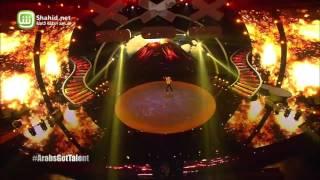 Arabs Got Talent- عرض النهائيات – Djamel Benyahia