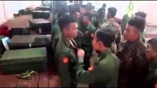 Fuck Burma Soldier