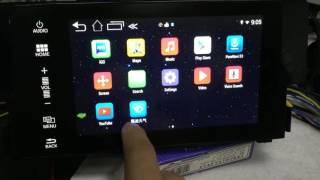 Android Box cho DVD Honda Civic , CRV 2016 Vietmap S1