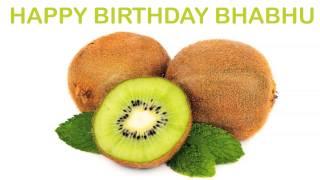 Bhabhu   Fruits & Frutas - Happy Birthday