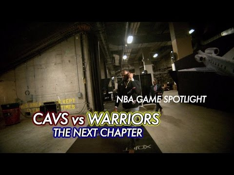 NBA Game Spotlight: Cavs vs. Warriors – The Next Chapter