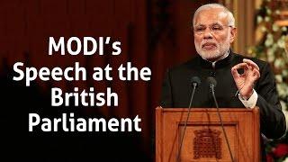 Narendra Modi's Full Speech At British Parliament In U.K