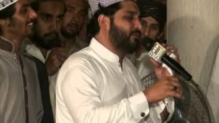 04 Hafiz Noor Sultan With Sufi Muhammad Anwar Madni In Mehfil-e-Milad