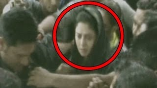 Nagma MOLESTED during election campaigns