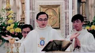 First Thanksgiving Mass of Newly Ordained Vietnamese Redemptorists at The Mission Church