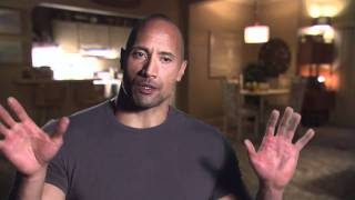 Dwayne Johnson - Faster  (2010) Interview