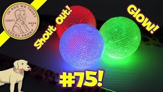 Shout Out Time! (Video #75) - Glow Party Favor Tops, Balls & Sticks