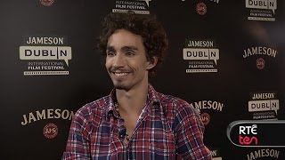 Robert Sheehan talks LA living and The Road Within