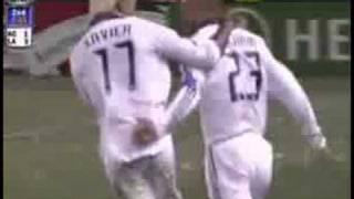 The Goal That Made Beckham