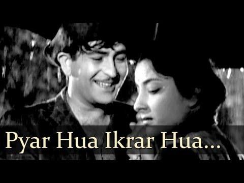 Xxx Mp4 Shree 420 Pyar Hua Ikrar Hua Hai Pyar Se Manna Dey Lata Mangeshkar 3gp Sex