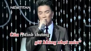 Tình yêu trả lại trăng sao - Lệ Quyên Karaoke Beat
