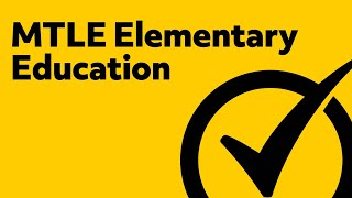 Free MTLE Elementary Education Study Guide