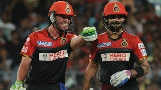 IPL 2016 | RCB vs KKR | Virat & Ab De Villiers are like Batman & Superman: Chris Gayle