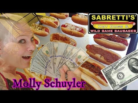 Xxx Mp4 Molly Schuyler Takes On Sabretti S 5000 00 Hot Dog Challenge 3gp Sex