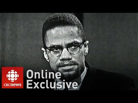 FEATURE Malcolm X on CBC s Front Page Challenge