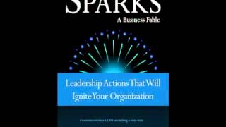 Sparks, A Business Fable. Audio Overview by the author, Randy Goruk