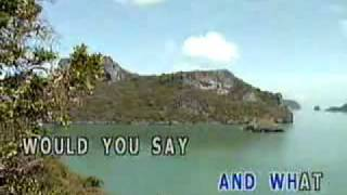 Air Supply - All Out Of Love - KARAOKE.flv