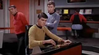 "Chief Engineer Montgomery ""Scotty"" Scott - TOS season 1"