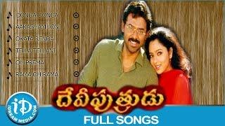 Devi Putrudu Movie Songs || Juke Box || Venkatesh - Anjala Zaveri - Soundarya || Mani Sharma Songs