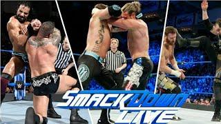WWE Smackdown live | 06/03/2018 | Full Show Highlights | Full HD Highlights |