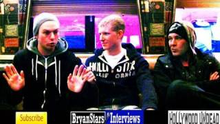 Hollywood Undead Interview #2 Johnny 3 Tears & Da Kurlzz 2011