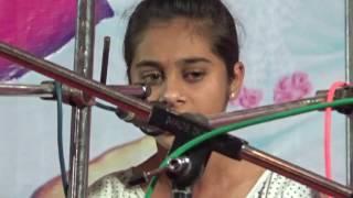 Bhajan Bansika Bajana Chhod de by young lady bhajan mandal Manikwada at Gadegaon Bhajan Spardha
