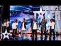 Download Revelation Avenue Roar Straight Into The Semi Finals Britain S Got Talent 2015 mp3