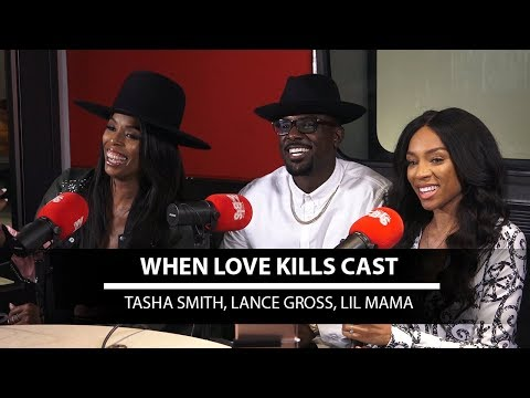 Xxx Mp4 Lil Mama Lance Gross Tasha Smith Talk Working Together When Love Kills 3gp Sex