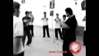 تاکتیک مبارزه خیابانی در سمینار RCS - استـاد محمـد فتحعــلی