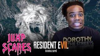 TIME TO DIE, EVELINE!!! THE FINALE! Resident Evil 7: Biohazard #13 — Jump Scares