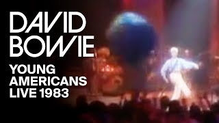 David Bowie  Young Americans Serious Moonlight