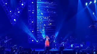 Morissette Amon sings Against All Odds at Morissette Is Made Concert