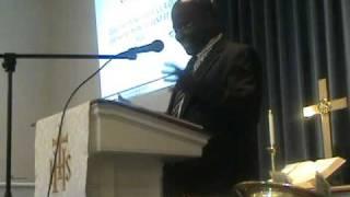 Ancien Rodney Charitable sermon: Quel Est Donc Celui-ci? 09-25-10.