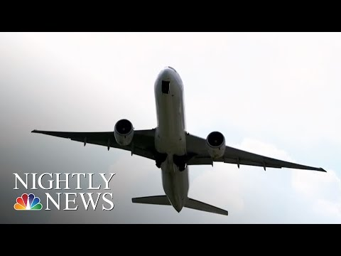 New Ban For Devices On Flights Is Result Of ISIS Threats Sources NBC Nightly News
