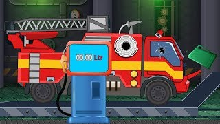 Kids TV Channel | Fire truck | Vehicle Repair  | Vehicles For Children