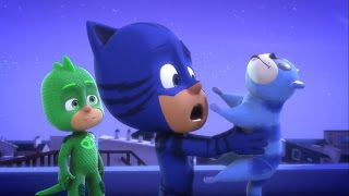 Pj Masks English Full Episodes ★ 4 ★ PJ Masks Disney Junior Video Full Episodes 2016