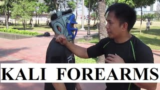 Download KALI FOREARMS : Methods of Attack (Abon Taktikal Empty Hands Tutorial ) 3Gp Mp4