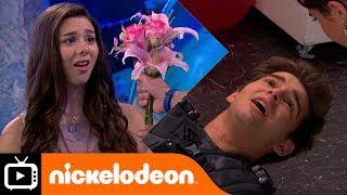 The Thundermans | Team Phlink Vs Team Mallison | Nickelodeon UK