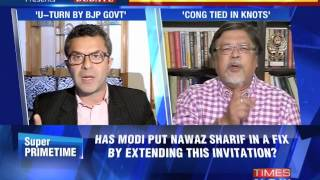 The NewsDebate: Can Nawaz Sharif opt out? Part 1 (22nd May 2014)