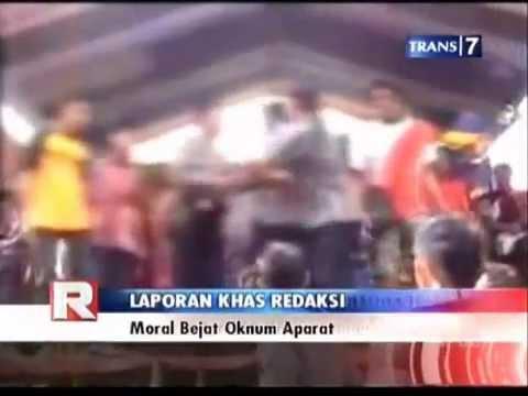 Moral Bejat Polisi Polisi Indonesia