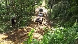 SJ410 Wonderful climbing at North Toraja Adventure 2017