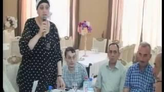 Etibar Həsənzadə. Nurla gəldi Nurla yaşadı Nurla getdi kitabının təqdimatı.MP4.