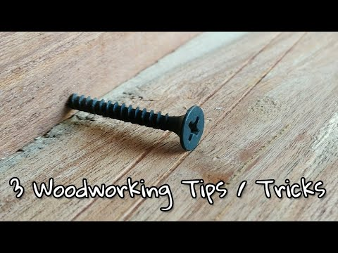 Xxx Mp4 3 Amazing Woodworking Tricks Tips 3gp Sex