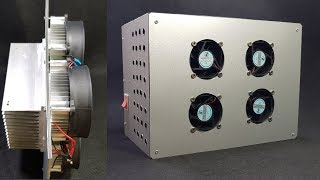 Build a Air Conditioner Using Peltier