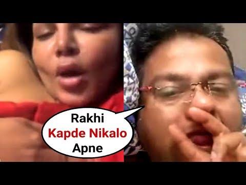 Xxx Mp4 Rakhi Sawant LIVE Suhagrat With Deepak Kalal 3gp Sex