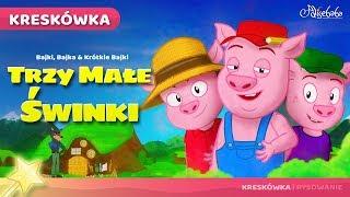Trzy Małe Świnki - bajka dla dzieci po Polsku