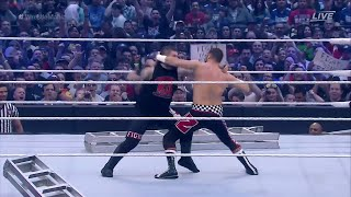 Kevin Owens vs Sami Zayn - Until the End of Time