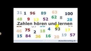 German learning in bangla tutorial 6 - number